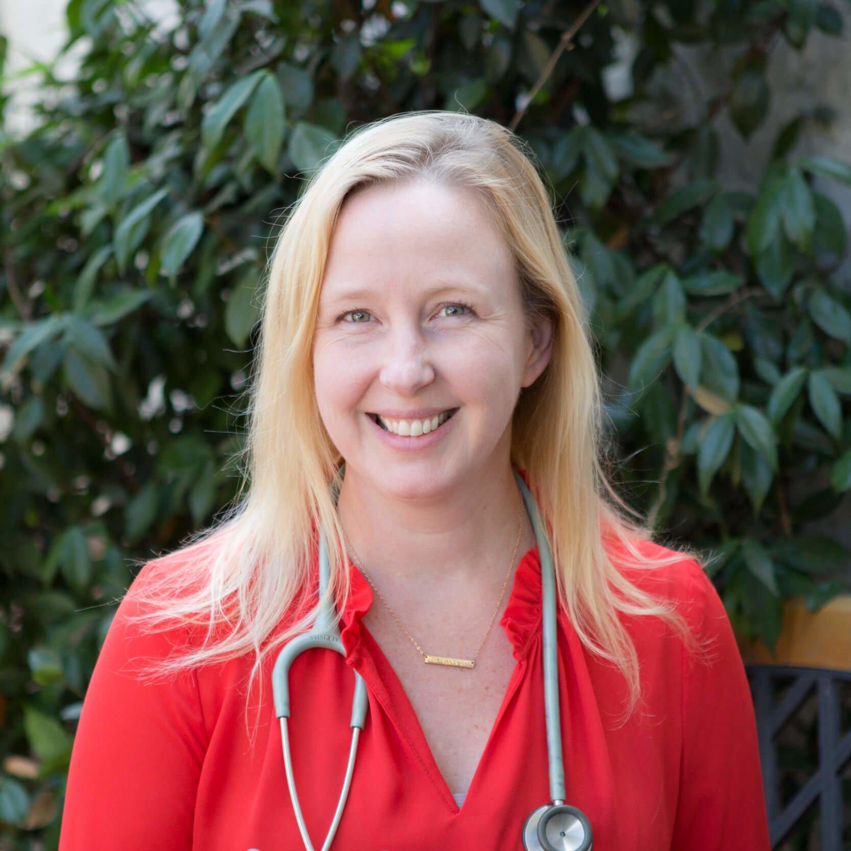 Team member Dr. Aleisha Nesset
