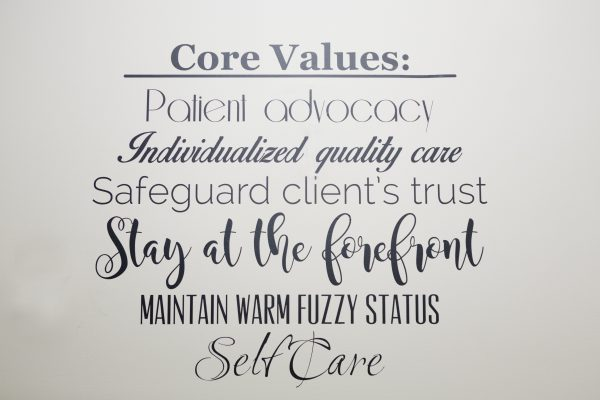 The core values of West Valley pet Clinic